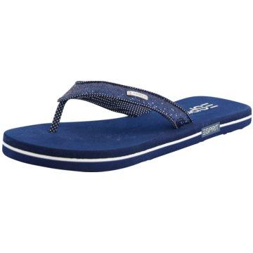 Esprit Offene Schuhe blau