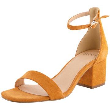 SPM Shoes & Boots Sandalette orange