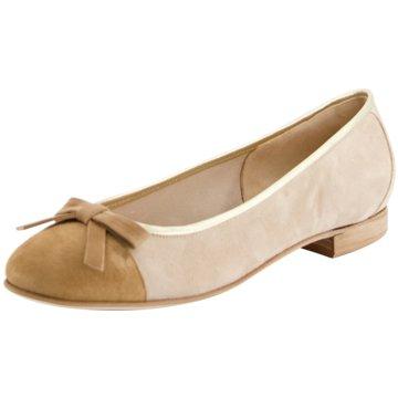 Gabriele Top Trends Ballerinas beige