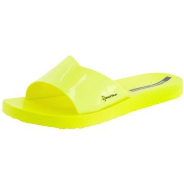Ipanema Badelatsche gelb