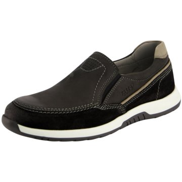 Fretz Men Slipper schwarz