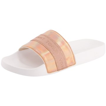 Tommy Hilfiger Pool Slides rosa