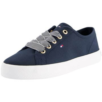 Tommy Hilfiger SneakerEssential maritimer Sneaker blau