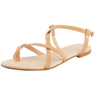 Casta E Dolly Top Trends Sandaletten braun