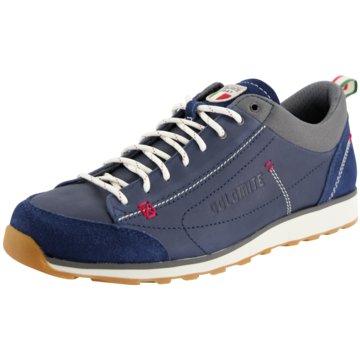 Dolomite Sneaker Low blau