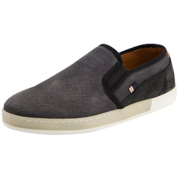 Bullboxer Slipper grau