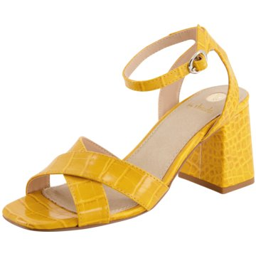 La Strada Sandalette gelb