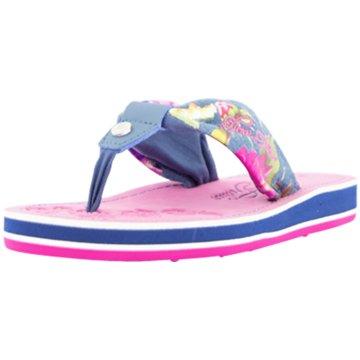 Supremo Offene Schuhe blau