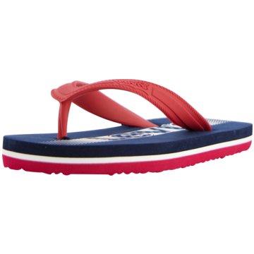 Levi's® Offene Schuhe blau