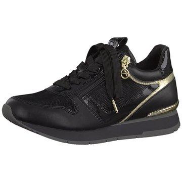 Tamaris Sneaker LowDa.-Schnürer schwarz