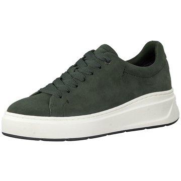 Tamaris Top Trends Sneaker grün