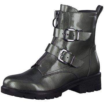 Tamaris Biker Boot silber