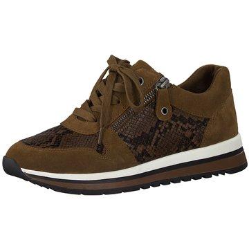 Jana Sneaker Low braun