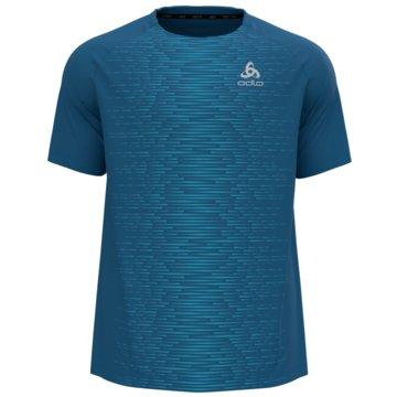 ODLO T-ShirtsT-SHIRT S/S CREW NECK ESSENTIA - 313402 blau