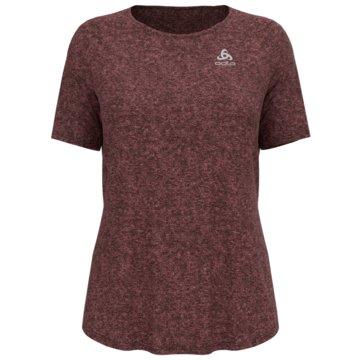 ODLO T-ShirtsT-SHIRT S/S CREW NECK RUN EASY - 313441 rot
