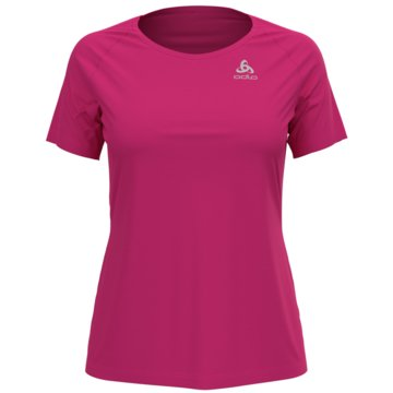 ODLO T-ShirtsT-SHIRT S/S CREW NECK ESSENTIA - 392401 pink