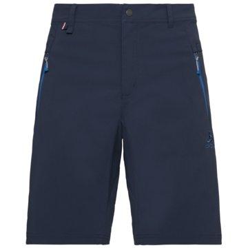 ODLO kurze SporthosenSHORTS WEDGEMOUNT - 527562 blau