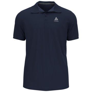ODLO PoloshirtsPOLO SHIRT S/S F-DRY - 550802 blau