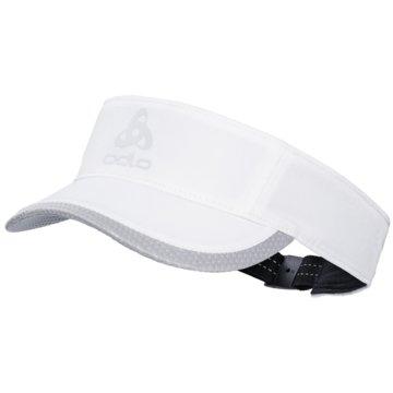 ODLO KopfbedeckungenVISOR CAP CERAMICOOL LIGHT - 762380 weiß
