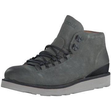 Blackstone Sneaker HighBergsteiger grau