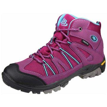 Brütting Wander- & Bergschuh pink