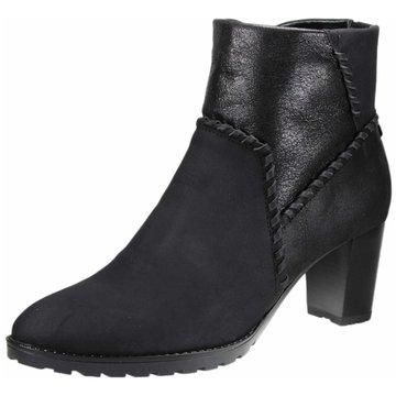 Jenny Klassische Stiefelette schwarz