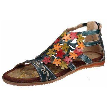 Laura Vita Komfort Sandale bunt