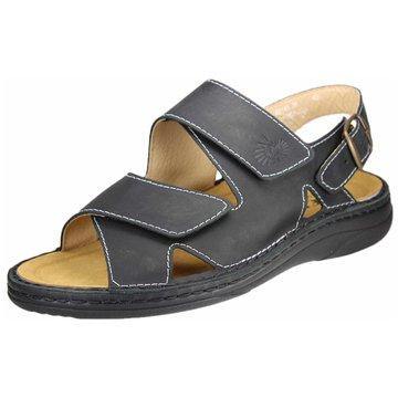 Helix Komfort Sandale grau