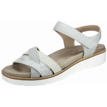 Aco Komfort Sandale grau