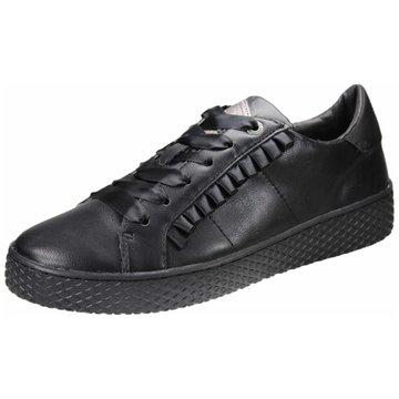 Bugatti Sneaker schwarz