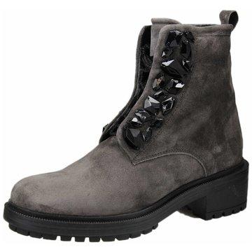 Alpe Woman Shoes Klassische Stiefelette grau
