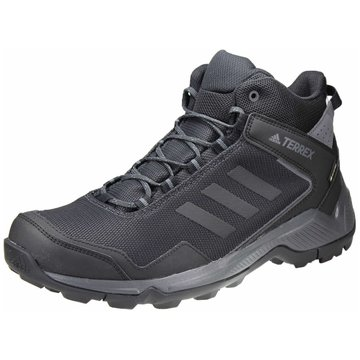 adidas WanderschuheTERREX EASTRAIL MID GTX - F36760 schwarz
