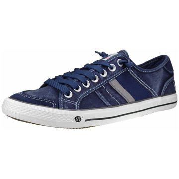 Dockers by Gerli Sneaker Low blau
