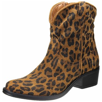 Tamaris Westernstiefelette animal