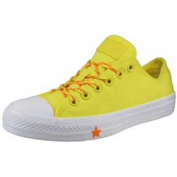 Buffalo London Sneaker gelb   Follow in my foot steps