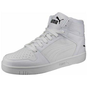 Puma Sneaker High weiß
