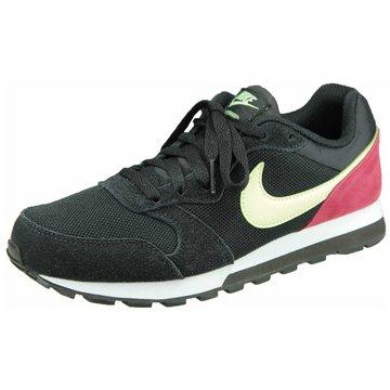 Nike Sneaker LowNike MD Runner 2 - 749869-017 schwarz