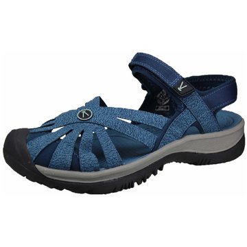 Keen TrekkingsandaleRose Sandal blau