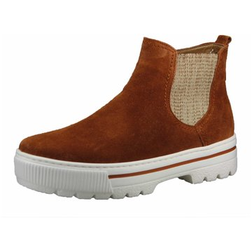 Gabor comfort Chelsea BootStiefel braun