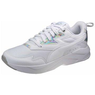 Puma Plateau SneakerX-RAY LITE METALLIC WMN S - 368858 weiß