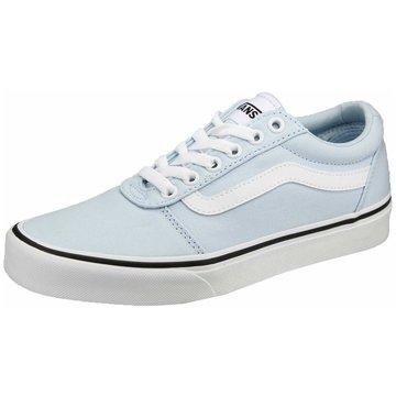 Vans Sneaker World blau