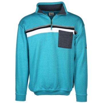 wind sportswear Sweatshirts türkis