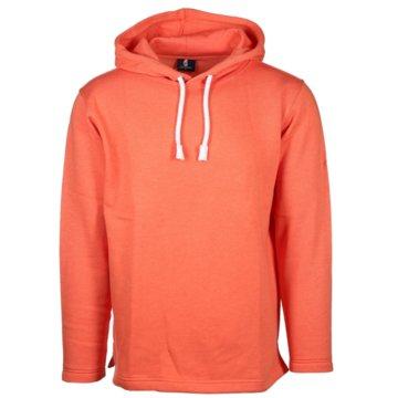 wind sportswear Hoodies orange