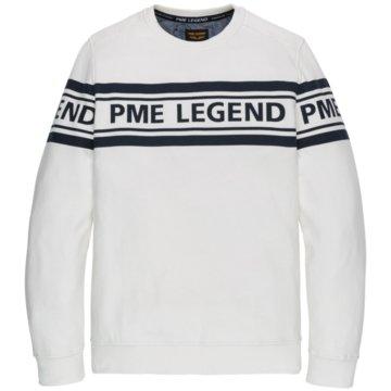 PME Legend Sweatshirts weiß