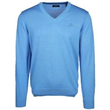Gant Strickpullover blau