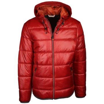 Calamar Leichte Jacken rot