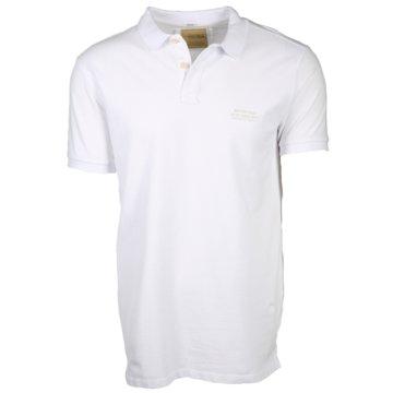 Better Rich Poloshirts weiß