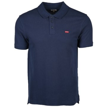 Levi's® Poloshirts blau