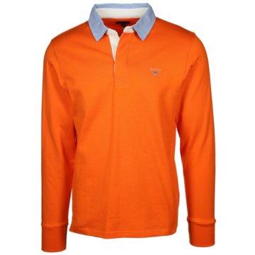 Gant Langarmshirts orange