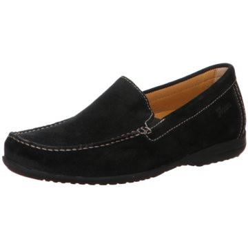 Sioux Mokassin SlipperGion-XL schwarz